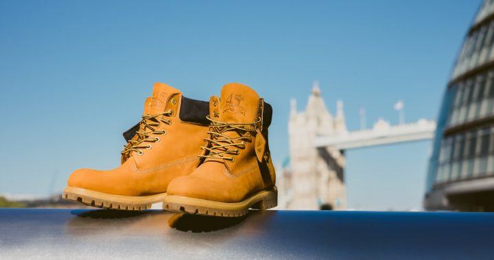 Timberland Original Yellow Boots